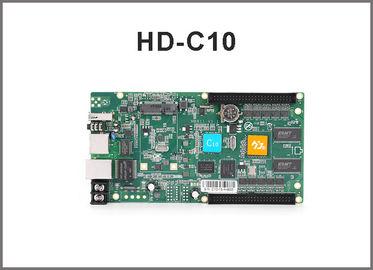 Contrôleur polychrome de cascade asynchrone de port de la carte ordre de HD-C10 RVB controller/USB