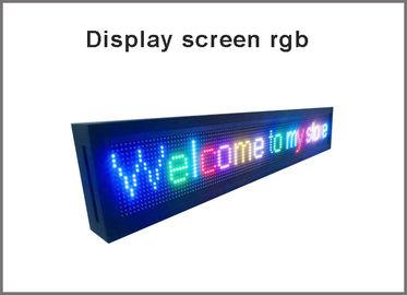 l'affichage mené par immersion polychrome extérieure p10 de la vidéo 1/4scan d'intense luminosité du pixel 32*16 de l'anti-eau 320*160mm de 10mm a mené le module