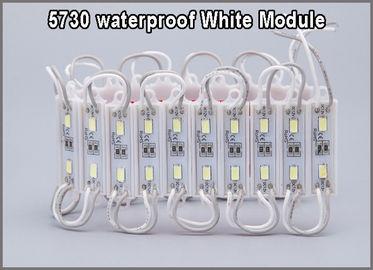 5730 lumineux superbes lumière décorative de module de 2 LED pour la publicité de signe de lettre éclairant la bannière à contre-jour imperméable du magasin IP68