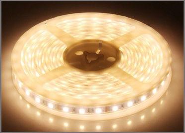 La lumière flexible 3528SMD LED blanche de bande de LED dépouille la lumière IP65 décorative imperméable de ficelle de DC12V LED
