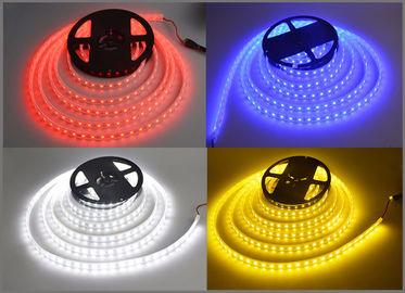 SMD5050 lumière flexible imperméable de décoration de jardin de lumière de ficelle de bande du tube IP65 LED